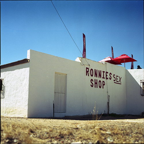 Ronnies Sex Shop, South Africa
